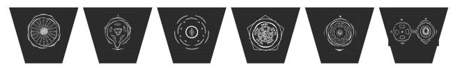 diagrams black